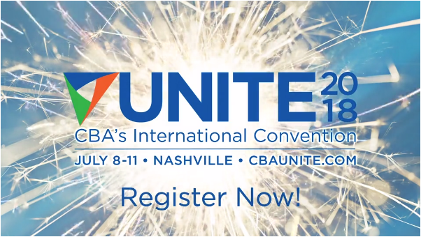 UNITE 2018 - CBA's International Convention