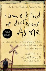 SAME KIND OF DIFFERENT AS ME-Paperback
